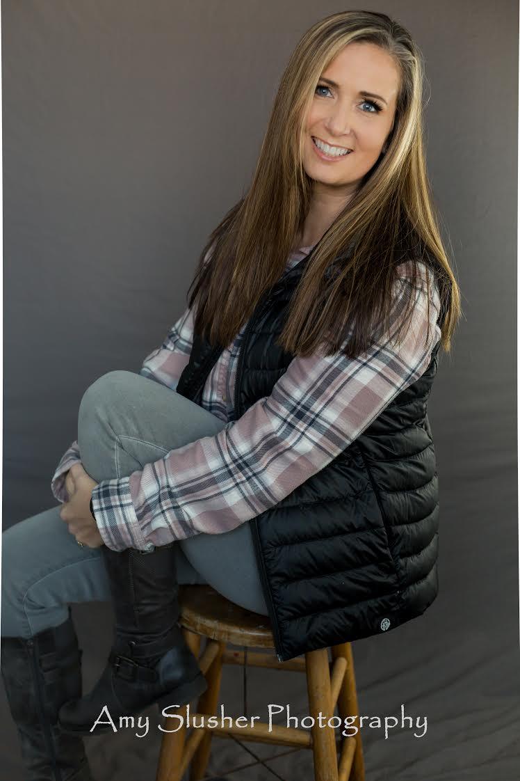 Amy Slusher