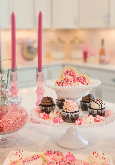 Pure Bliss Cupcakes